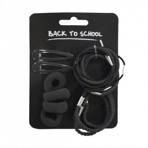 Small School Set Black