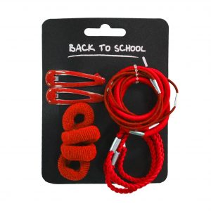 Small School Set Red
