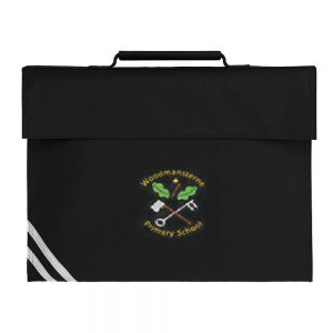 Primary Book Bag with Logo