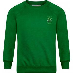 Acorns Sweatshirt with Logo