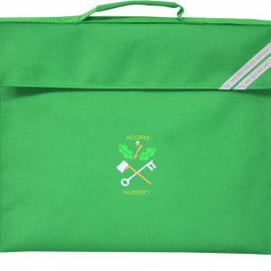 Acorns Book Bag with Logo