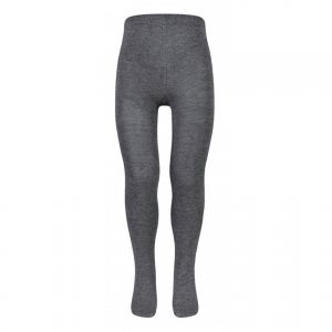 Grey Cotton Rich Tights (Pack of 3)