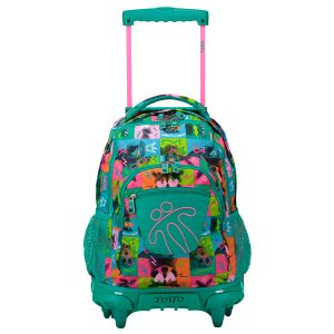 Totto BACKPACK RENGLONES  (MA03ECO006-1920P-0DX)