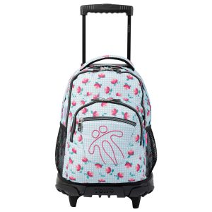 Totto BACKPACK RENGLONES  (MA03ECO006-1920P-2FQ)
