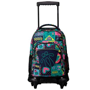 Totto BACKPACK RENGLONES  (MA03ECO006-1920P-2FV)