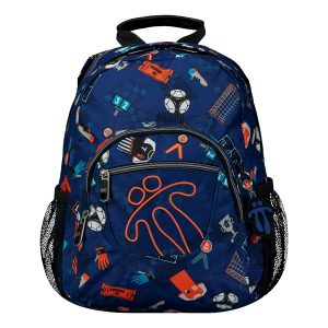 Totto BACKPACK TEMPERA  (MA04ECO003-1920J-2FI)