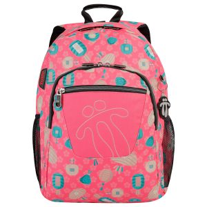 Totto BACKPACK ACUARELES  (MA04ECO021-1820N-1OX)