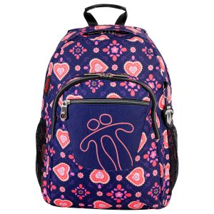 Totto BACKPACK ACUARELES  (MA04ECO021-1820N-8MA)