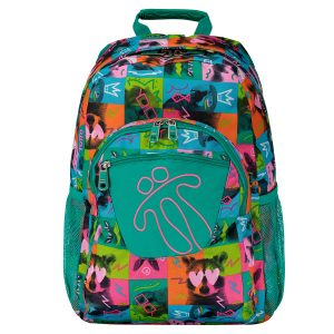 Totto BACKPACK ACUARELES  (MA04ECO021-1920N-0DX)