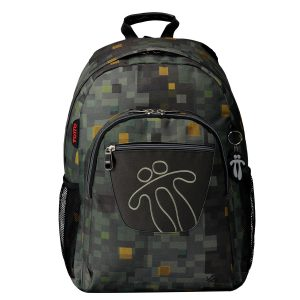 Totto BACKPACK ACUARELES  (MA04ECO021-1920N-1D2)