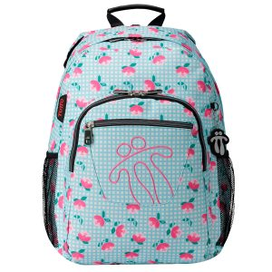 Totto BACKPACK ACUARELES  (MA04ECO021-1920N-2FQ)