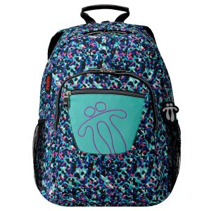 Totto BACKPACK ACUARELES  (MA04ECO021-1920N-2FW)
