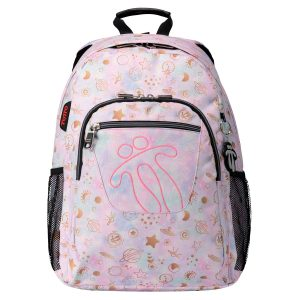 Totto BACKPACK ACUARELES  (MA04ECO021-1920N-4IM)