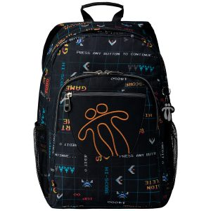 Totto BACKPACK ACUARELES  (MA04ECO021-1920N-9ED)